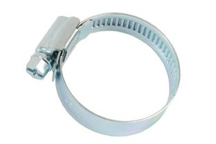 Connect 36902 Mild Steel Hose Clip 25 to 40mm Pack of 4